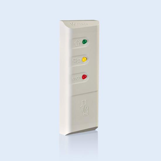 Контроллер замка PERCo-CL201 со встроенным считывателем бесконтактных карт доступа