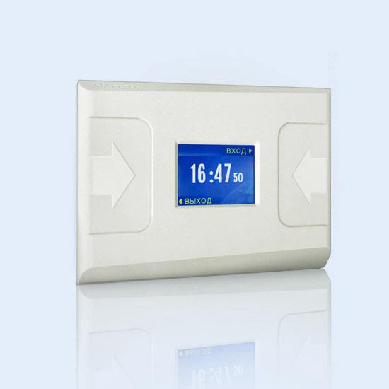 Контроллер учета рабочего времени (LICON) PERCo-CR01